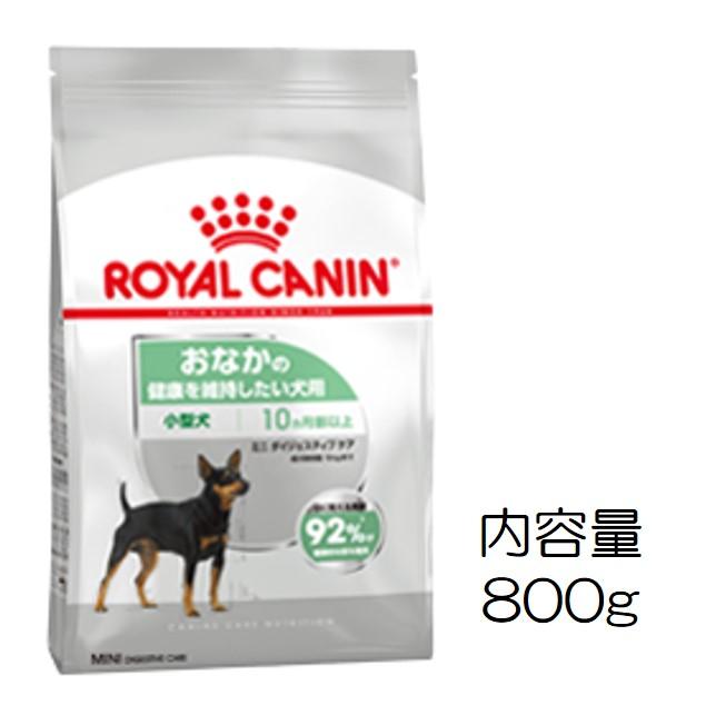 ロイヤルカナン・ミニ・ダイジェスティブケア(胃腸が敏感な小型犬用)1kg